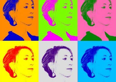 Sophie van Steenderen Warhol