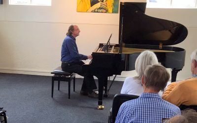 Concert Fred Oldenburg 30 september 2018