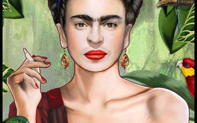 Lezing Muriel de Beer over Frida Kahlo